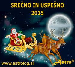 Vesel Božič in Srečno Novo Leto 2015