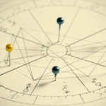 astrološki tečaj Minorni aspekti v horoskopu z astrologinjo Ireno Stopar