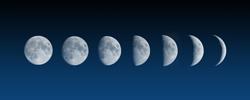 Lunin mrk in retrogradni Merkur oktober 2014, astrologinja Ireno Stopar