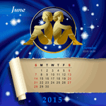 Letni horoskop za astrološko znamenje dvojčka za leto 2015, avtorica astrologinja Irena Stopar