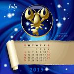Letni horoskop za astrološko znamenje rak za leto 2015, avtorica astrologinja Irena Stopar