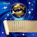 Letni horoskop za astrološko znamenje ribi za leto 2015, avtorica astrologinja Irena Stopar