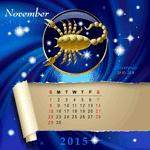 Letni horoskop za astrološko znamenje škorpijon za leto 2015, avtorica astrologinja Irena Stopar
