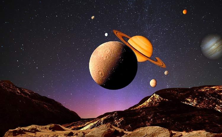 V astrologiji Saturn predstavlja omejitve