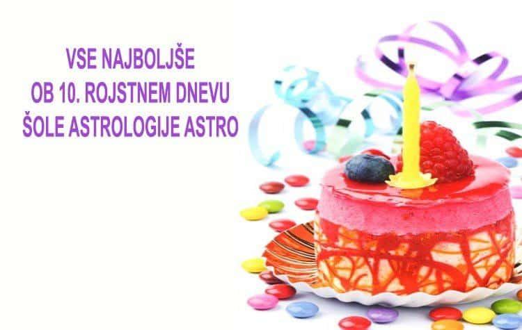 Astrološki tečaji v Šoli astrologije Astro