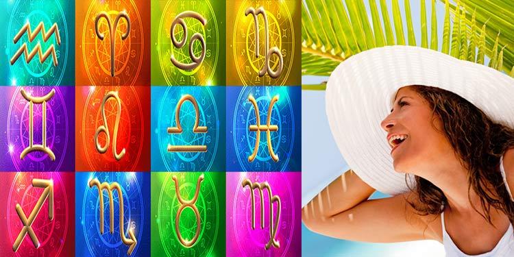 poletni horoskop - vsa znamenja