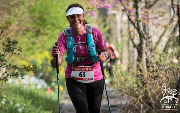 maratonka Katja Drobež
