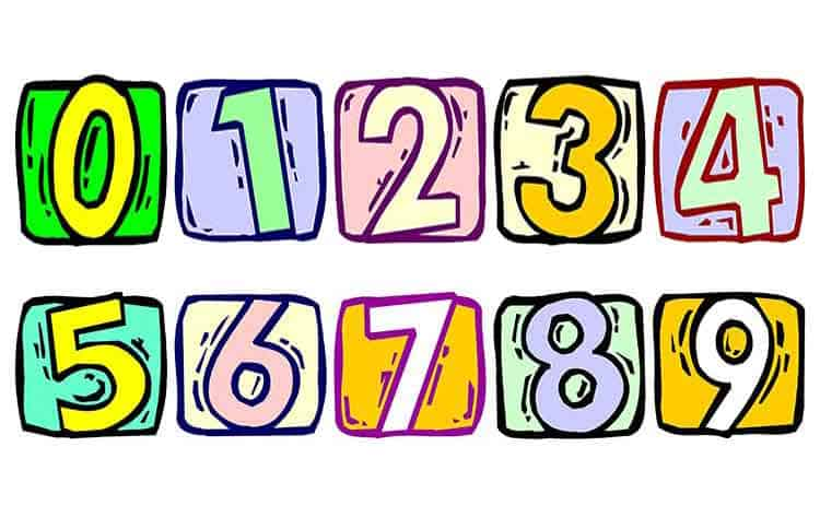 Osebna števila