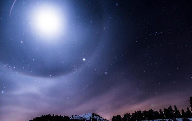 Sončev mrk februar 2018