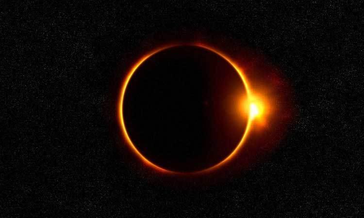Sončev mrk v petek, 13.7.2018
