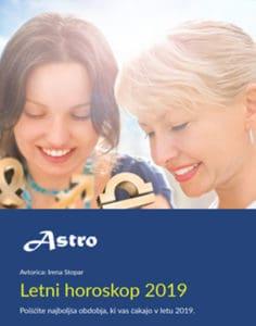 Letni horoskop 2019