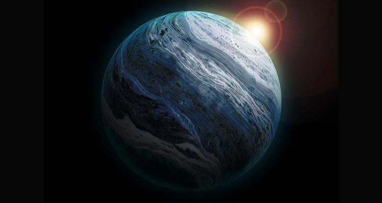 Jupiter v vodnarju